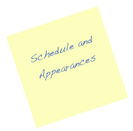 Schedule and